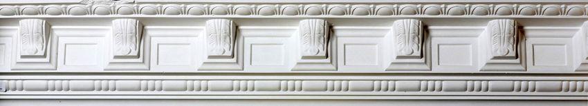 corniche moulure frise en platre. Black Bedroom Furniture Sets. Home Design Ideas